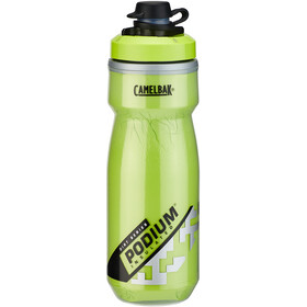 CamelBak Podium Chill Dirt Series Bidon 620ml, lime